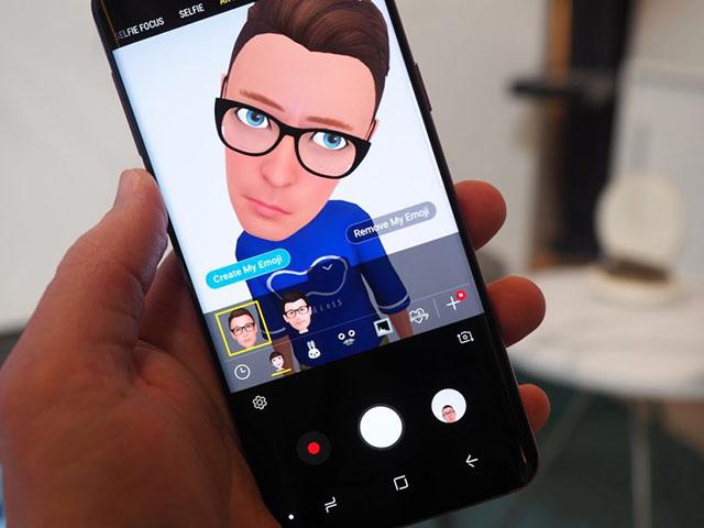 AR Emoji trên Galaxy S9 không chỉ là một bản sao Animoji đơn giản