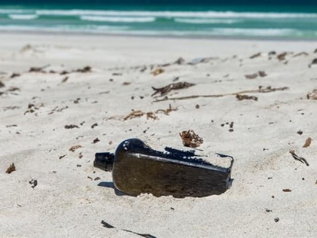 """Úc: Nhặt """"rác"""" trên biển, không ngờ là vật cổ nhất thế giới"""