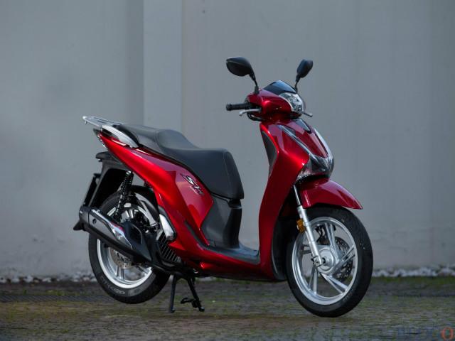 Ngắm Honda SH150i ngoại: Niềm đam mê của trai Việt