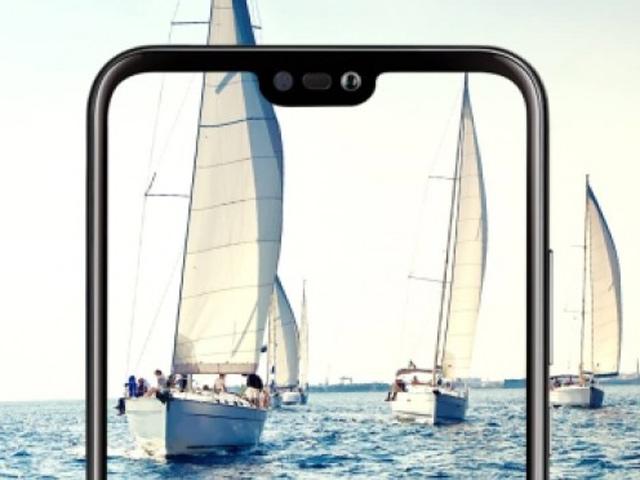 """Lộ diện """"anh em"""" nhà Huawei P20 Lite, tai thỏ siêu mỏng"""