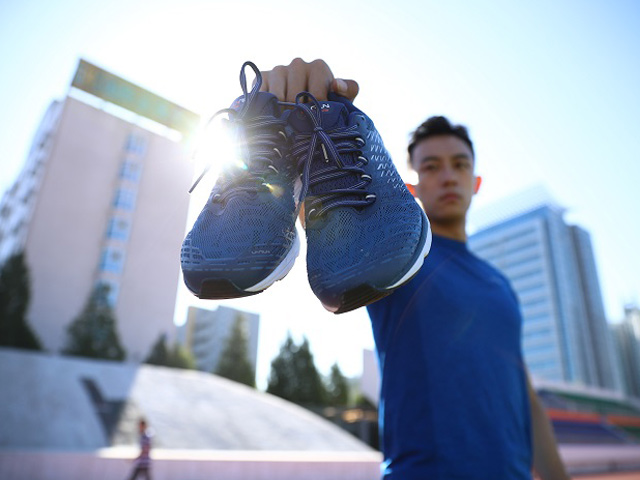 Li-ning Smart Shoes - giày thông minh đầu tiên có mặt tại Việt Nam