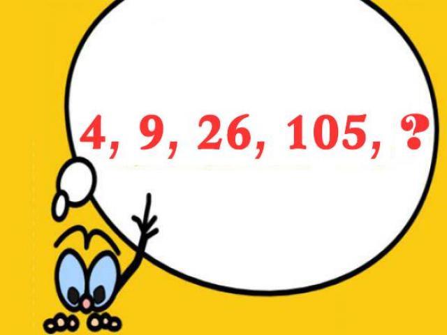 Bài test IQ khiến nhiều người tự tin vào trí thông minh của mình cũng phải bó tay