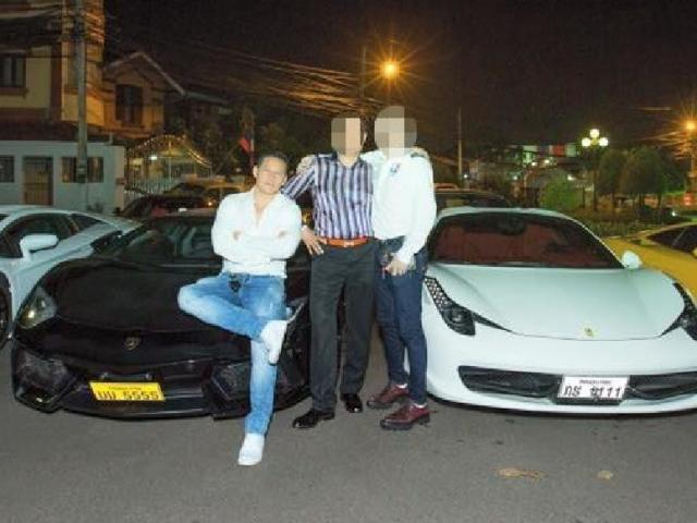 Trùm ma túy khét tiếng Lào với thú chơi siêu xe đắt tiền