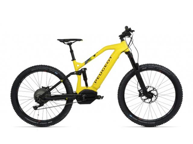 Peugeot eM02 FS Powertube - Xe đạp điện leo núi dành cho người ưa mạo hiểm