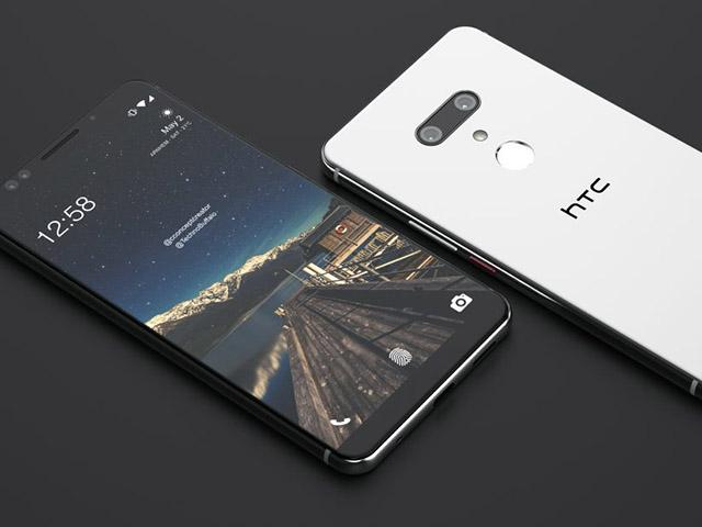 HTC U12+ có thể là smartphone cao cấp duy nhất của HTC trong năm