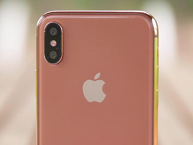 Apple sắp ra mắt iPhone X màu đỏ để thúc đẩy doanh thu
