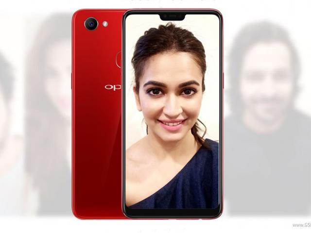 HOT: Ra mắt Oppo F7 với camera selfie thông minh 25MP