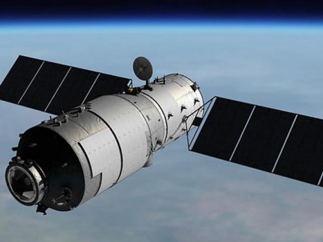 Cảnh báo trạm vũ trụ 8,5 tấn của TQ rơi xuống Trái Đất tuần này