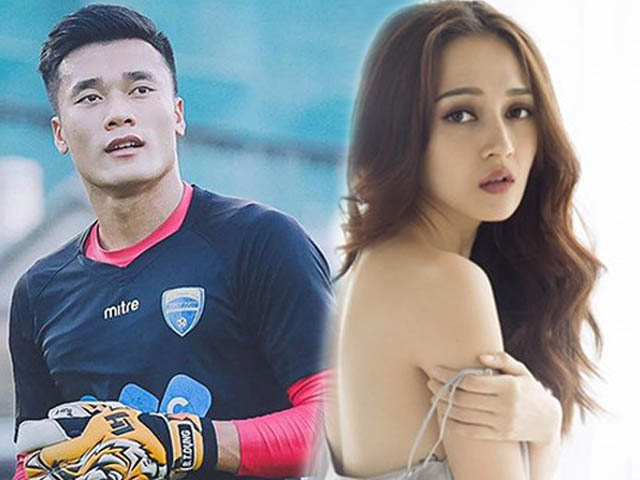 Bảo Anh bị đồn yêu thủ môn Bùi Tiến Dũng sau nửa năm chia tay Hồ Quang Hiếu