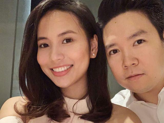 Chân dung vợ 9X xinh đẹp, có tài kinh doanh giỏi của ca sĩ Lê Hiếu