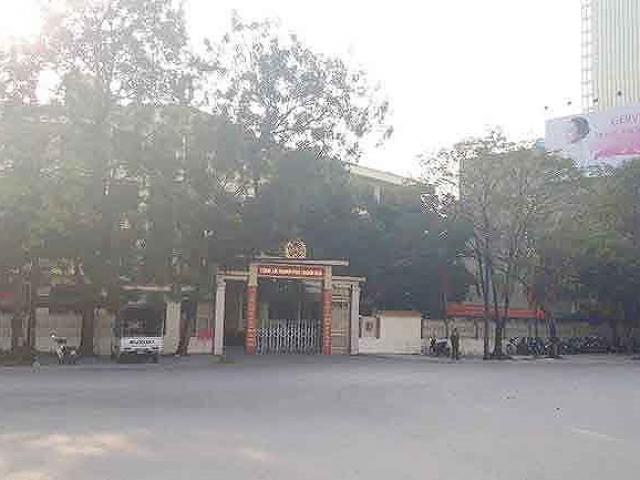 Đình chỉ công tác Trưởng Công an TP Thanh Hóa bị tố nhận tiền chạy án