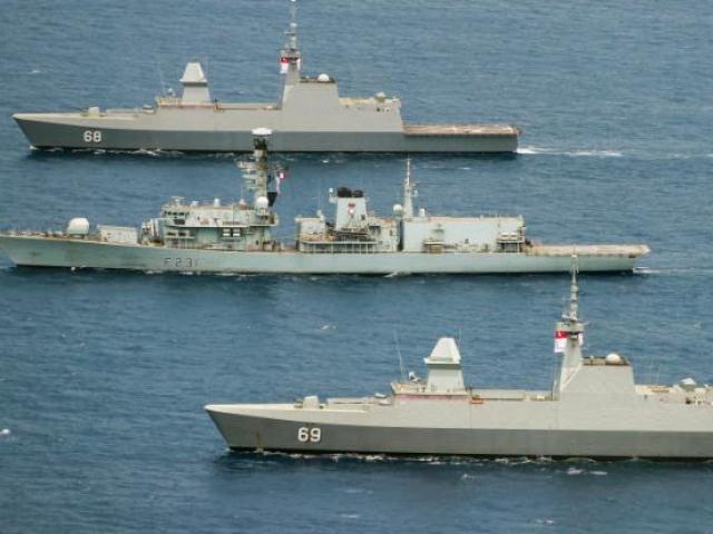 Vì sao Anh bất chấp TQ, muốn đến tận Đông Nam Á xây căn cứ quân sự?