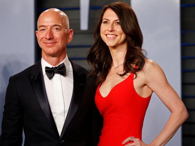 Tỷ phú giàu nhất thế giới ly dị vợ, có tình mới?