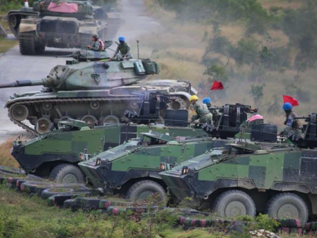 Lý do Trung Quốc thảm bại nếu quyết thu hồi Đài Loan bằng vũ lực