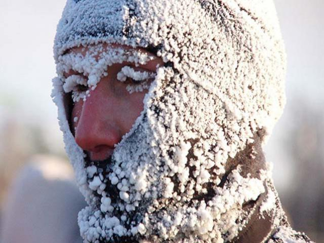 Thành phố chìm trong cái lạnh -60 độ, người dân vẫn đi làm còn trái cây thì quý hơn vàng
