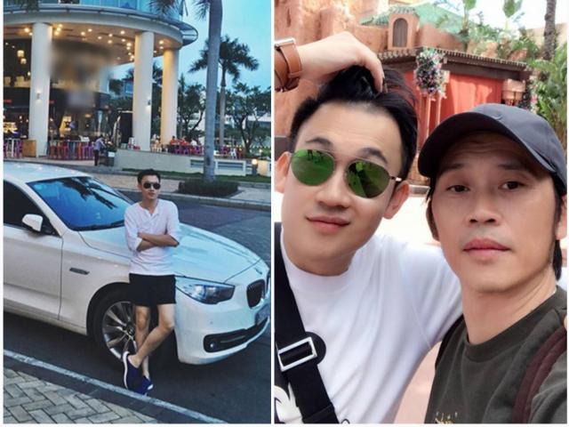 Hoài Linh kiếm tiền tỷ đi xe ôm, em trai lại sống sang chảnh thế này