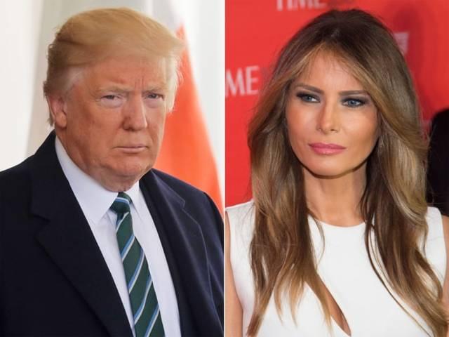 """Vợ chồng Tổng thống Mỹ Donald Trump nhận đề cử cho giải """"Diễn viên dở tệ nhất năm"""""""