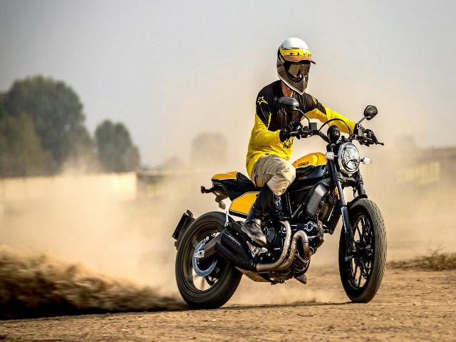 2019 Ducati Scrambler Full Throttle: Ngựa hoang lý tưởng cho các tay lái