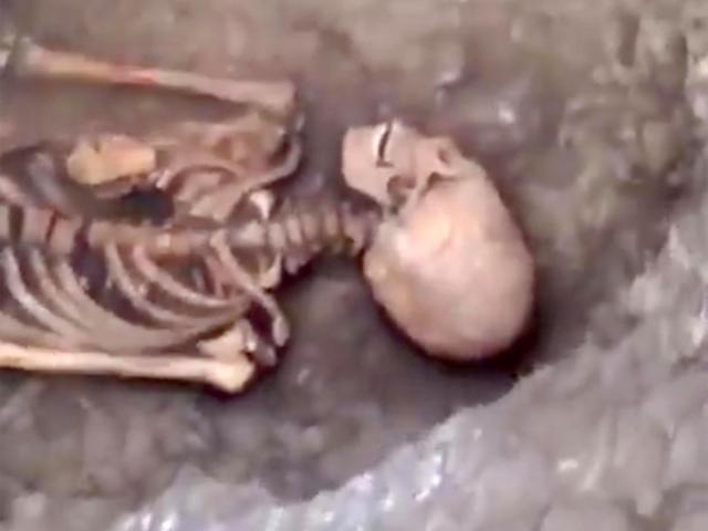 Hộp sọ nghìn năm tuổi có hình dạng đáng sợ của người ngoài hành tinh?