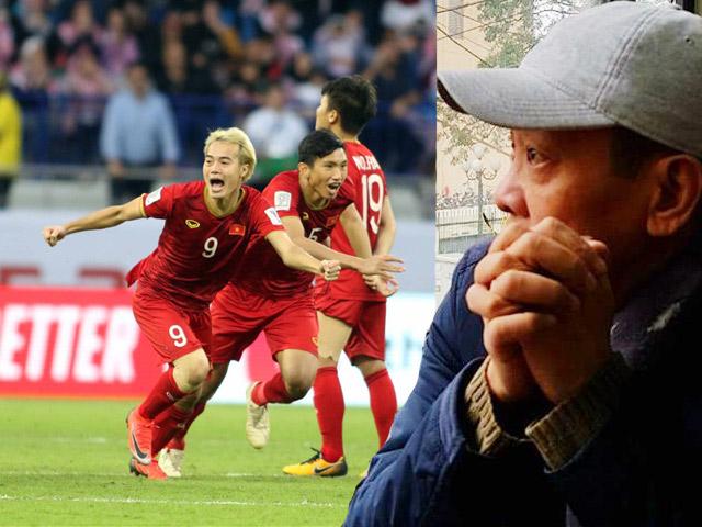 MC Lại Văn Sâm nói gì về đội tuyển VN mà nửa tiếng được nghìn like?