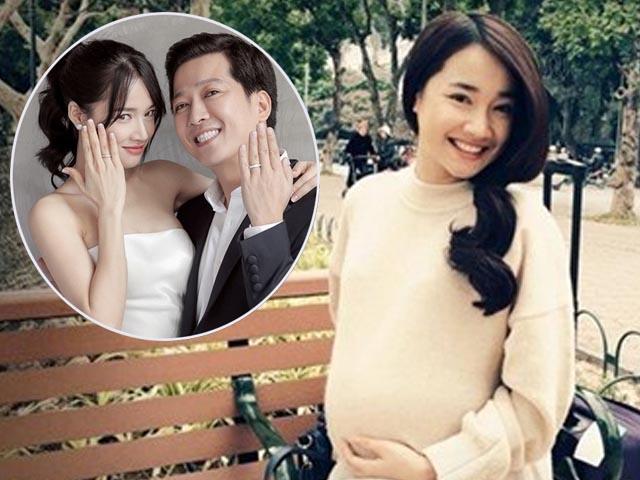 HOT: Nhã Phương đã sinh con gái đầu lòng cho Trường Giang