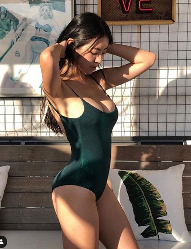 muon kieu mac bikini, monokini gay kho chiu nguoi nhin cua chi em chau a hinh anh 7