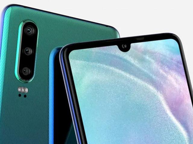 Huawei P30-series lộ ảnh thực tế, đẹp hơn iPhone XS
