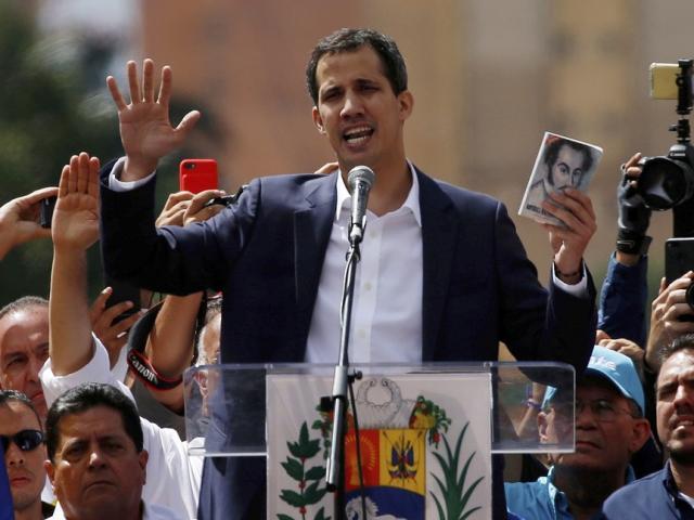 """Thủ lĩnh phe đối lập Venezuela tuyên bố """"ân xá có điều kiện"""" cho ông Maduro"""
