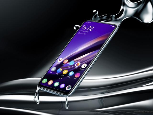 CHÍNH THỨC: Ra mắt smartphone toàn màn hình Vivo Apex cực sexy