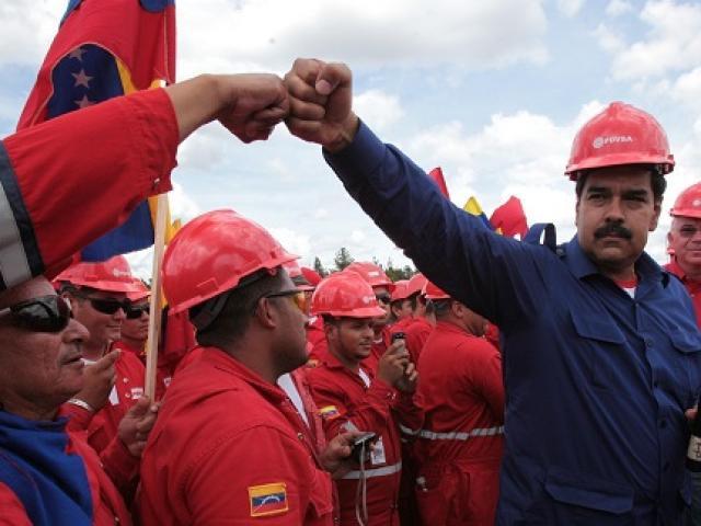 Giáo sư Nga: Mỹ muốn lật đổ Tổng thống Maduro để tấn công vào Trung Quốc