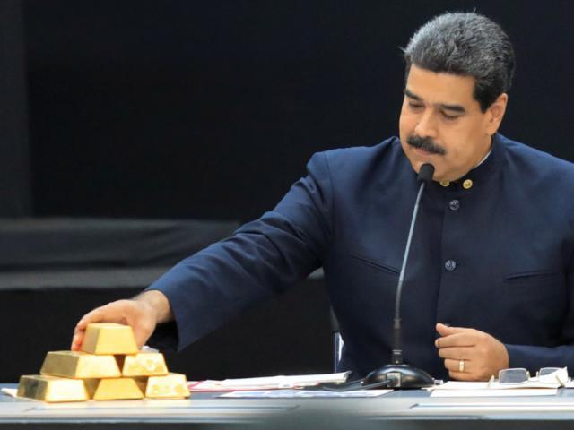 Lý do Anh quyết không cho Venezuele rút 31 tấn vàng về nước