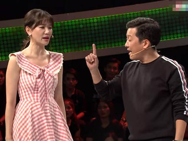 Hari Won lần đầu lên tiếng chuyện mâu thuẫn với Trường Giang trên sóng