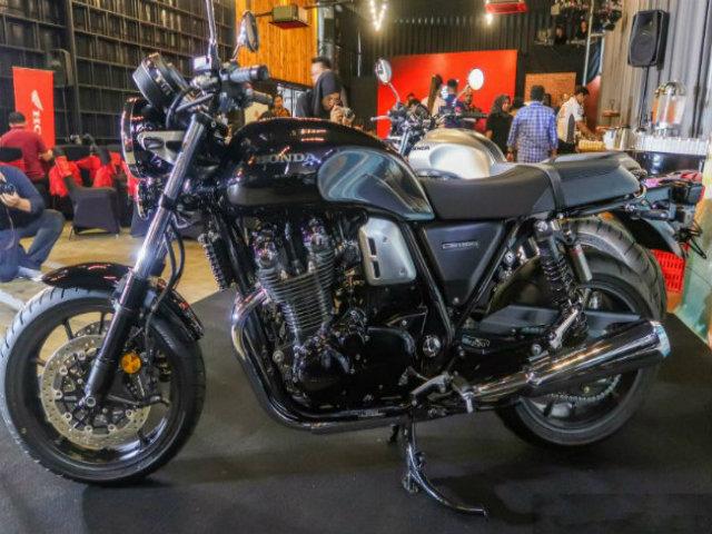 Cận cảnh 2019 Honda CB1100RS giá suýt nửa tỷ hút phái mạnh