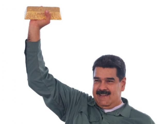 """Chính trị gia Anh tuyên bố """"rắn"""" về 31 tấn vàng của Venezuela"""