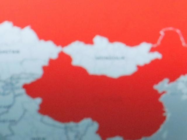 """Cư dân mạng Đài Loan """"sôi sục"""" vì tấm bản đồ Trung Quốc ở Nhà Trắng"""