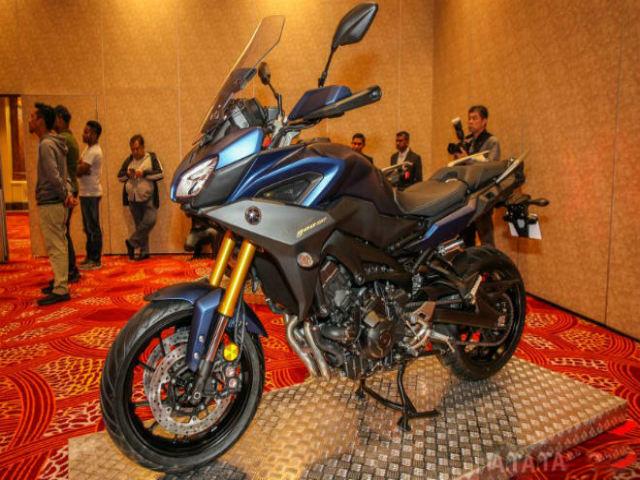2019 Yamaha Tracer 900 GT chốt giá, dọa mãnh hổ Triumph XCx