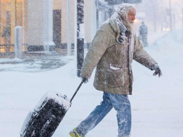 Mỹ: Rét tàn khốc hơn cả Nam Cực, nhiều người thiệt mạng