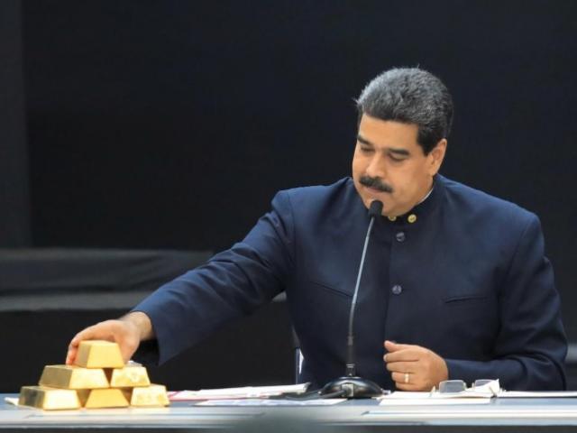 Quốc gia sẵn sàng mua 29 tấn vàng của Venezuela mặc lời dọa của Mỹ