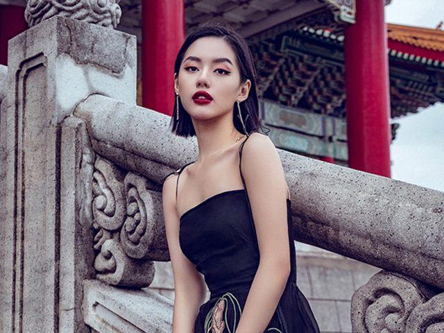 """Fashionista Hà thành Khánh Linh: Đồ hiệu không thiếu nhưng vẫn """"mượn"""" áo bạn trai"""