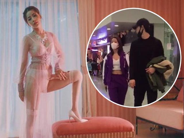 """Chi Pu bị bắt gặp sang Hàn Quốc thăm """"bạn trai"""" đóng chung clip 16+"""