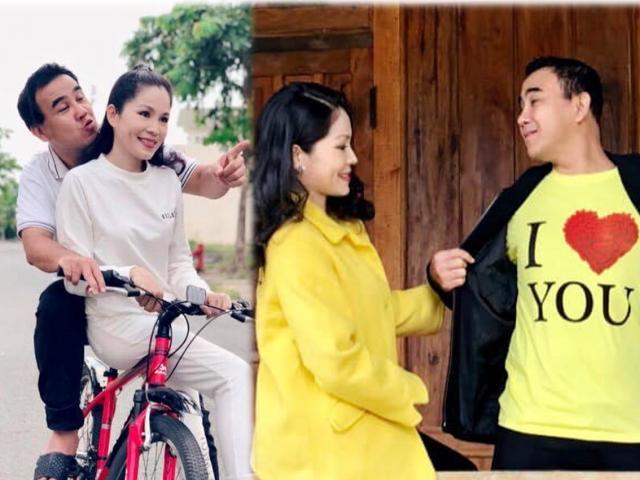 MC Quyền Linh tặng quà này cho vợ đại gia vào ngày Valentine, fan thích thú