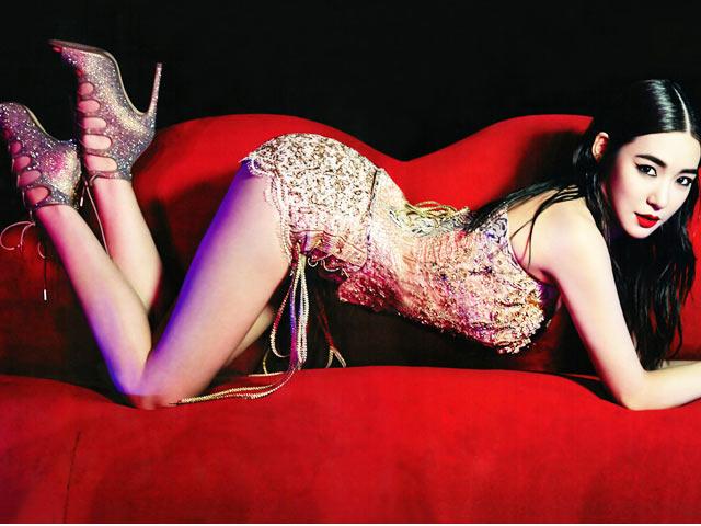 Tranh cãi vì chế độ dưa chuột để giảm mỗi ngày nửa cân của kiều nữ Hàn
