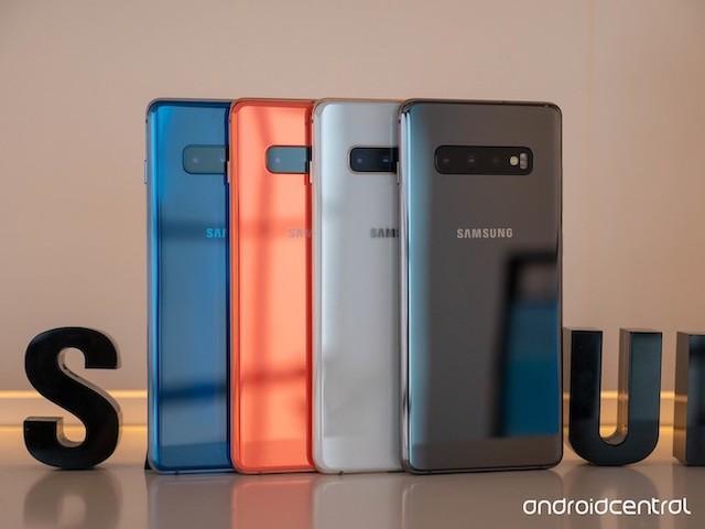 """Siêu phẩm Samsung Galaxy S10 trình làng với 4 phiên bản """"vừa khỏe vừa đẹp"""""""