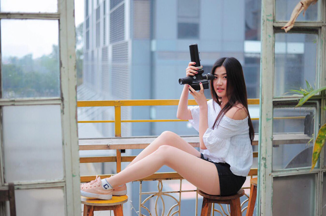 nhan sac nu dien vien viet dong canh nong voi nghe si gao coi hon 44 tuoi hinh anh 1