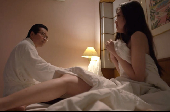 nhan sac nu dien vien viet dong canh nong voi nghe si gao coi hon 44 tuoi hinh anh 3