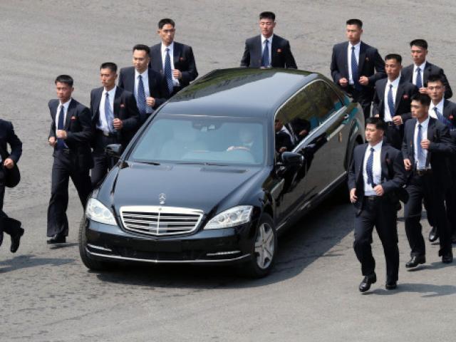 Ai sẽ lái xe chở ông Kim Jong Un tại Việt Nam?
