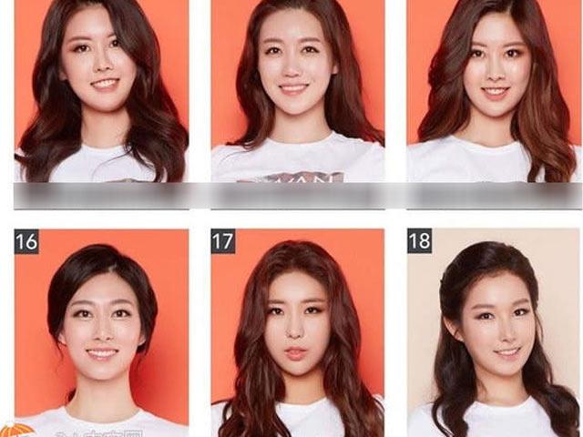 """Gái đẹp Hàn Quốc 1000 cô trông như 1 và ám ảnh """"đập đi xây lại"""""""