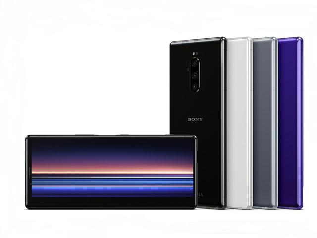 """Sony công bố """"ngọc quý"""" Xperia 1: Ba camera sau, màn hình OLED 4K"""