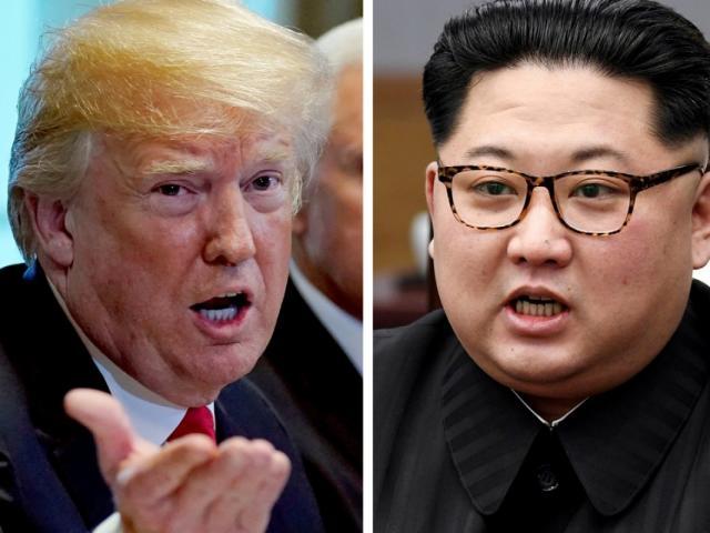 So sánh phong cách thời trang của ông Kim và ông Trump