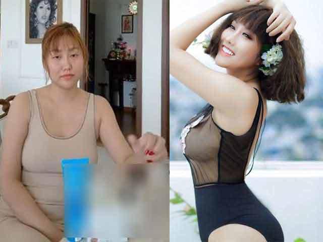 Sau kỷ lục 20 lần phẫu thuật thẩm mỹ, Phi Thanh Vân gây sốc vì thân hình xập xệ